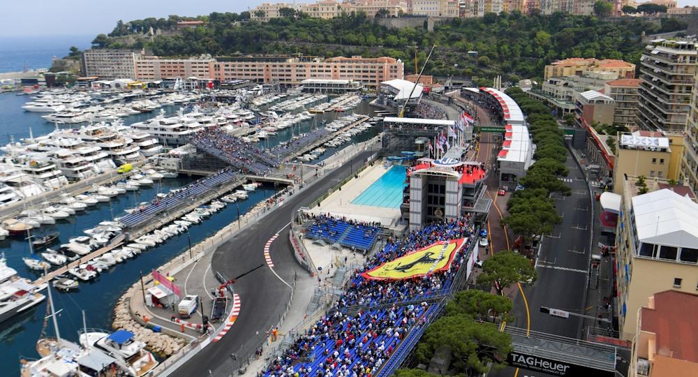 FP2 Montecarlo  Leclerc e Sainz firmano la super doppietta della Ferrari.