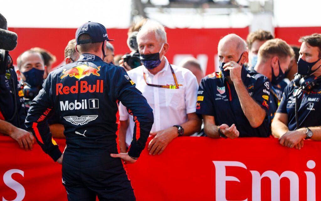 """Marko spara sulla Mercedes: """"Stanno cedendo alla nostra pressione""""."""