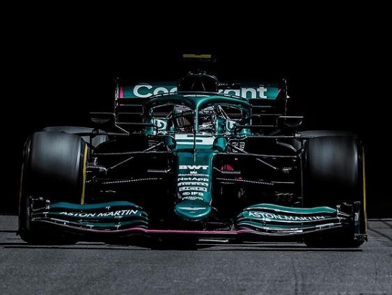 Sebastian Vettel a Montecarlo