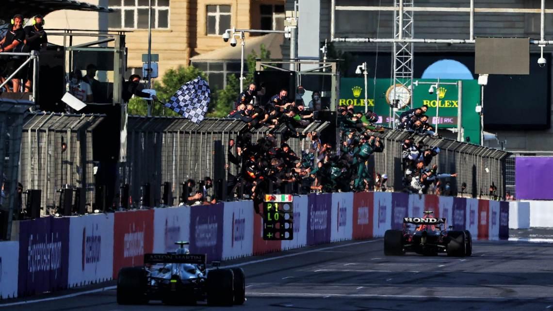 F1 | GP d'Azerbaigian – prima vittoria in Red Bull per Sergio Perez