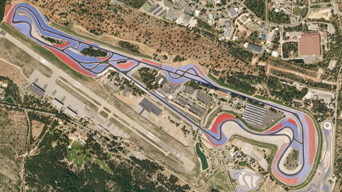 Un giro di pista: Circuit Paul Ricard (nuovo format)
