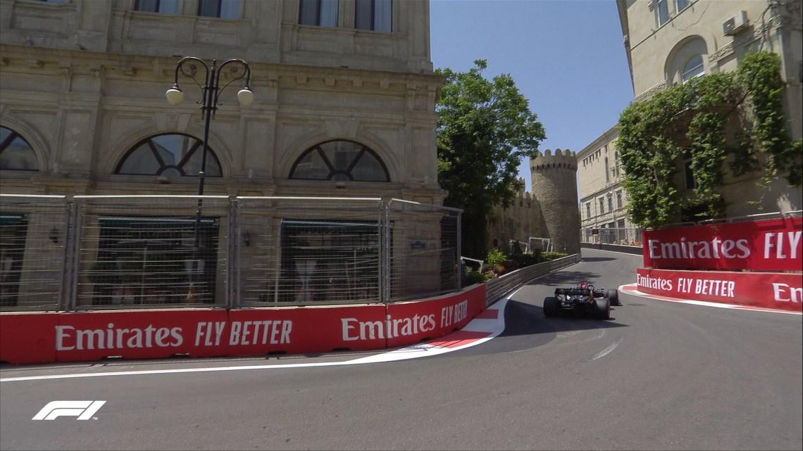 FP1 a Baku: Verstappen primo davanti alle Ferrari. Incognita Mercedes.