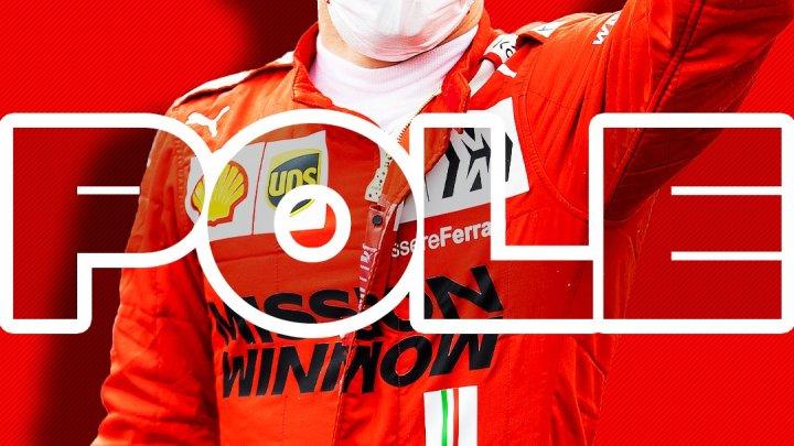 Qualifiche F1: Leclerc ripete la pole di Monaco, Mercedes si risveglia, delusione per Verstappen