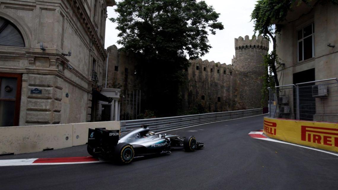 Un giro di pista: il circuito cittadino di Baku (Baku City Circuit)
