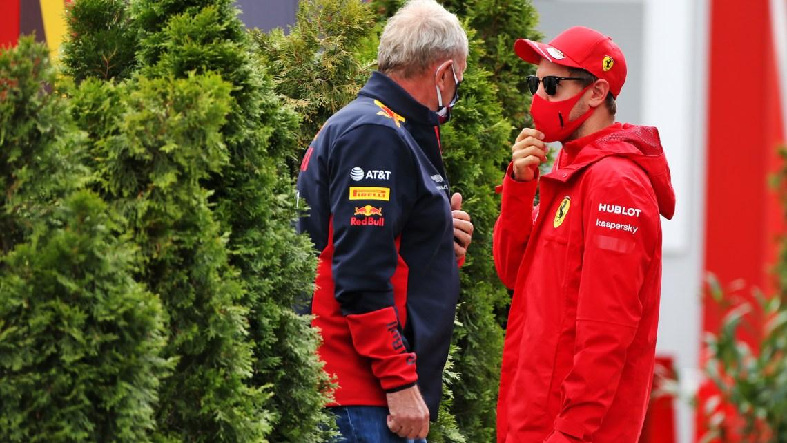 """Marko: """"Vettel numero uno dell'Aston Martin, a papà Stroll non piace."""""""