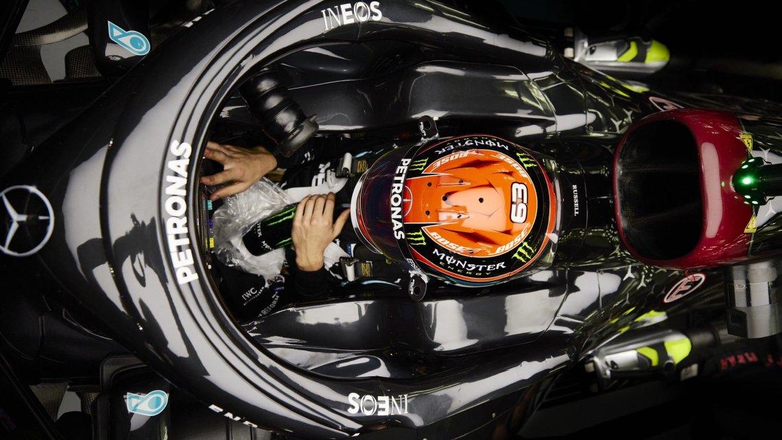 Toto Wolff avrebbe comunicato a Russell che sarà in Mercedes nel 2022.