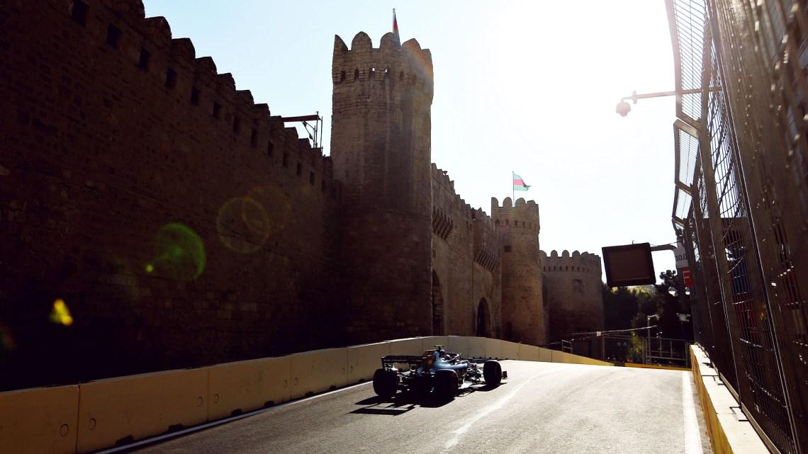 Race preview: Gran Premio dell'Azerbaigian