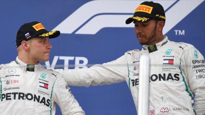 What if: e se Bottas fosse stato prima guida Mercedes?