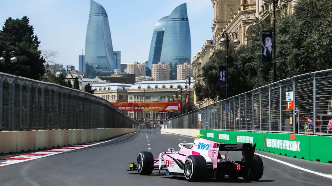F2 | Gran Premio dell'Azerbaigian 2021 – Preview e orari