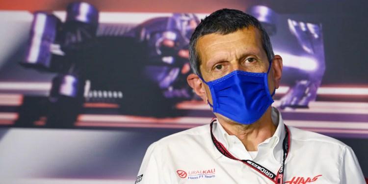 Gunther Steiner, team principal della Haas