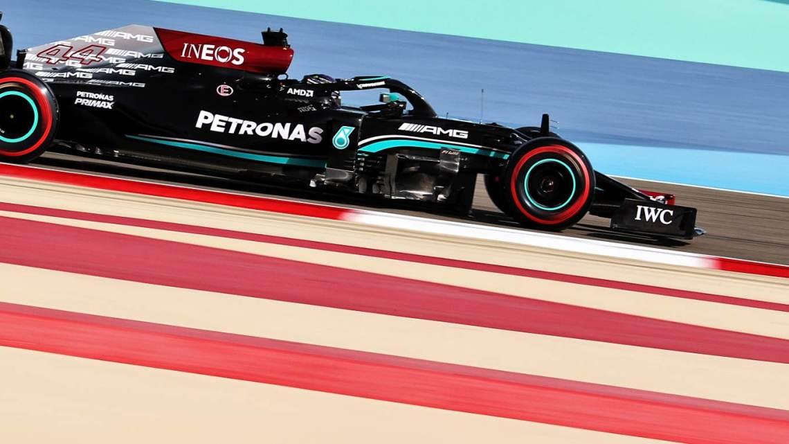 La Mercedes arriva a Silverstone con degli importanti aggiornamenti.
