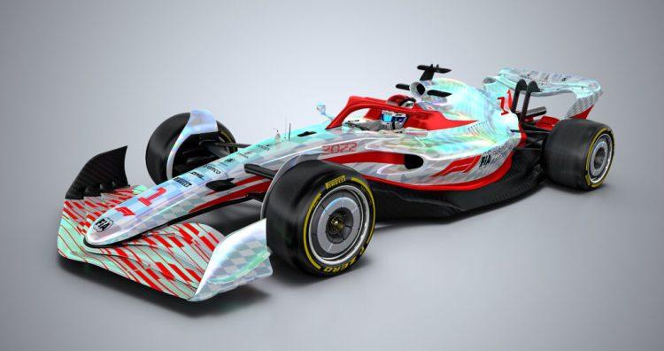 F1 2022 concept