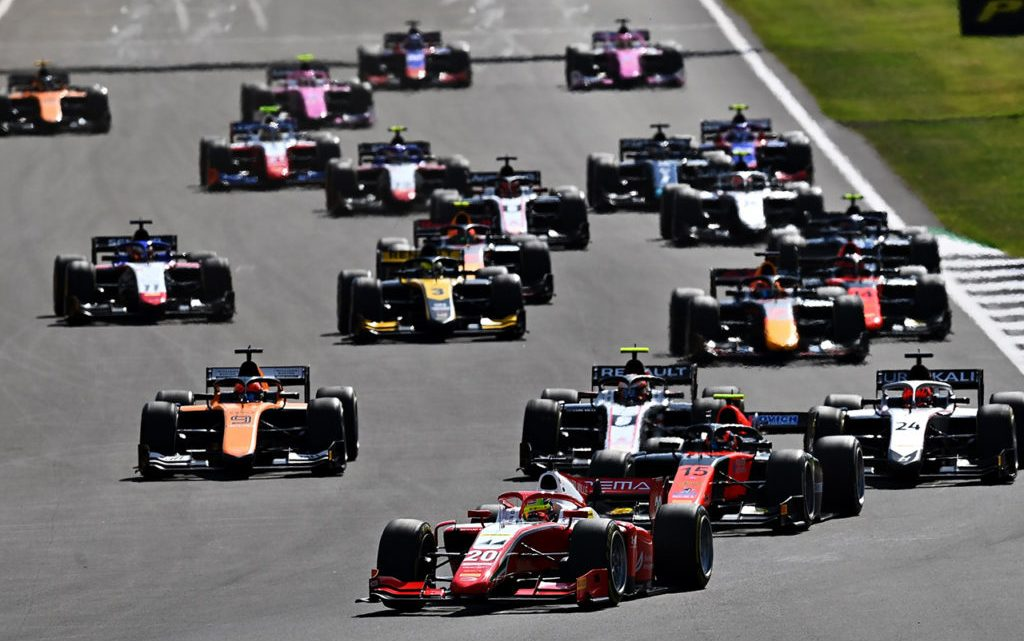 F2 | Gran Premio della Gran Bretagna 2021 – Preview e orari