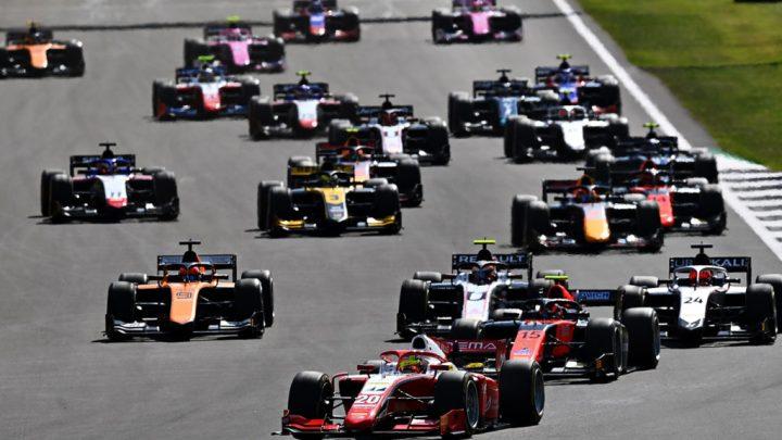 F2   Gran Premio della Gran Bretagna 2021 – Preview e orari