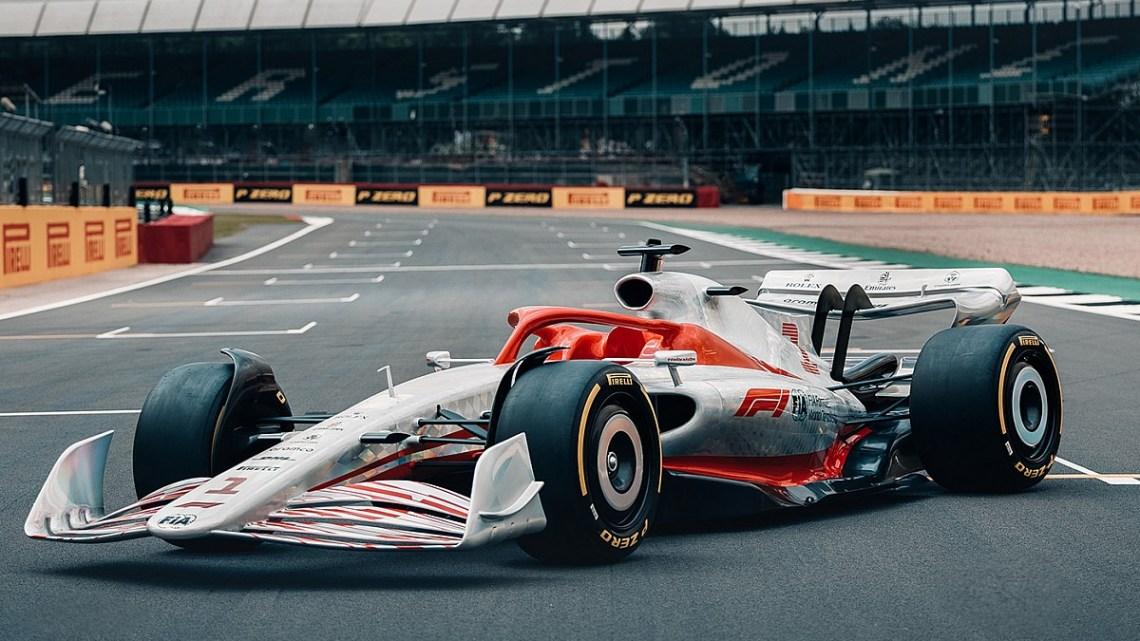 F1 2022 – Tolto il velo alla nuova generazione di vetture