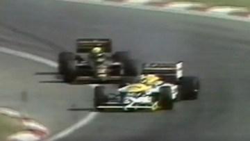 Piquet Senna Ungheria Gran Premio d'Ungheria Hungaroring