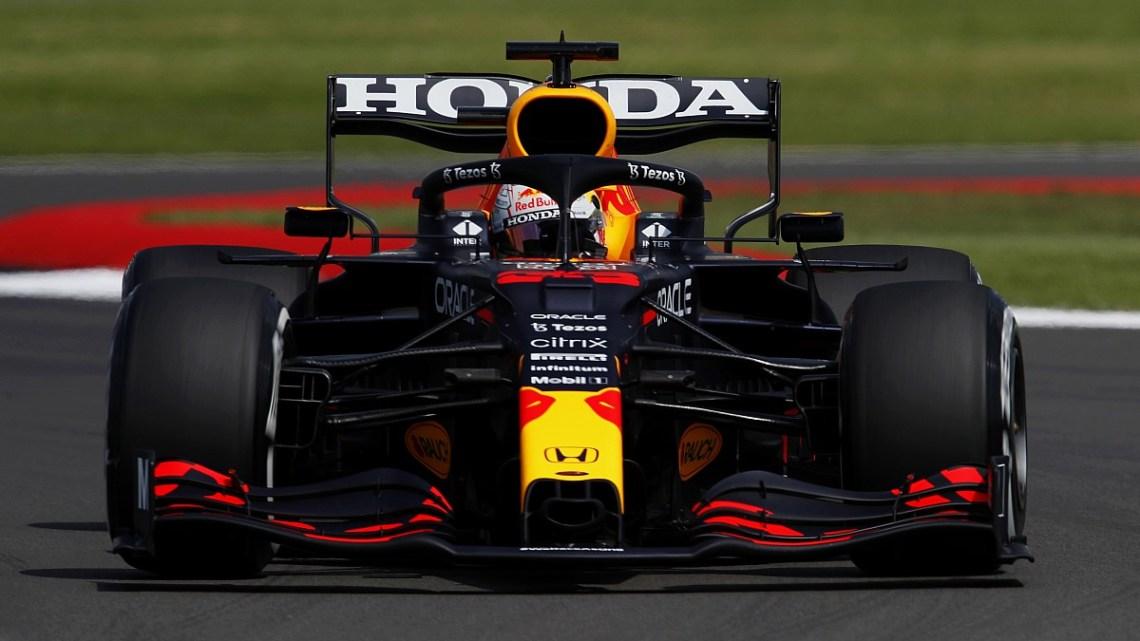 FP2 GP Gran Bretagna: Verstappen torna in vetta