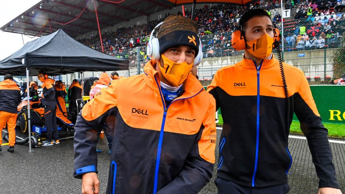 Ricciardo e il suo parere per evitare la soppressione dei GP causa pioggia.