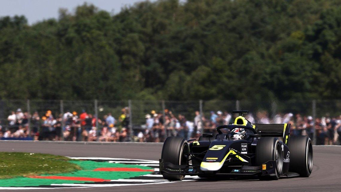 F2 – GP d'Italia: nelle prove libere Ticktum non ha rivali