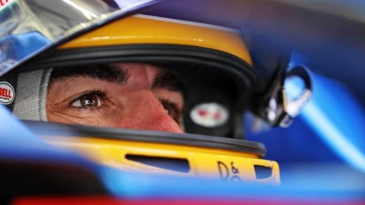 """Alonso sconsolato: """"Non siamo mai fortunati."""""""