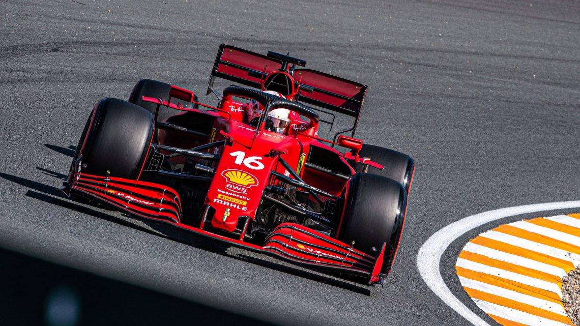 F1   GP Olanda: Ferrari domina la FP2 ma super Max in simulazione gara
