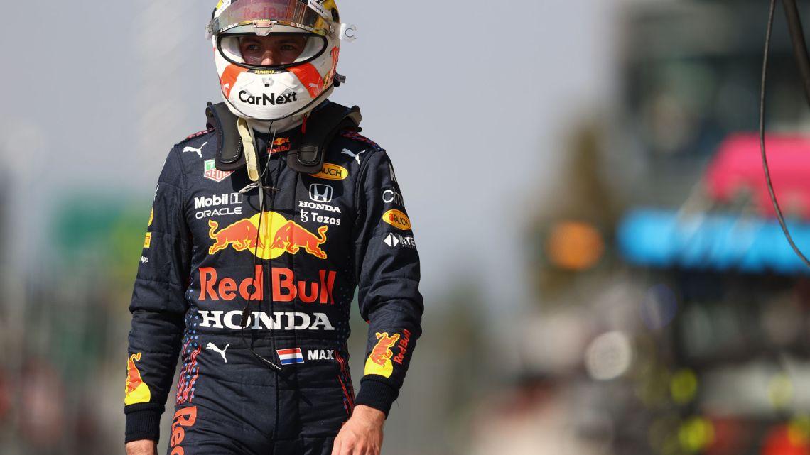 Verstappen potrebbe partire dal fondo della griglia a Sochi.