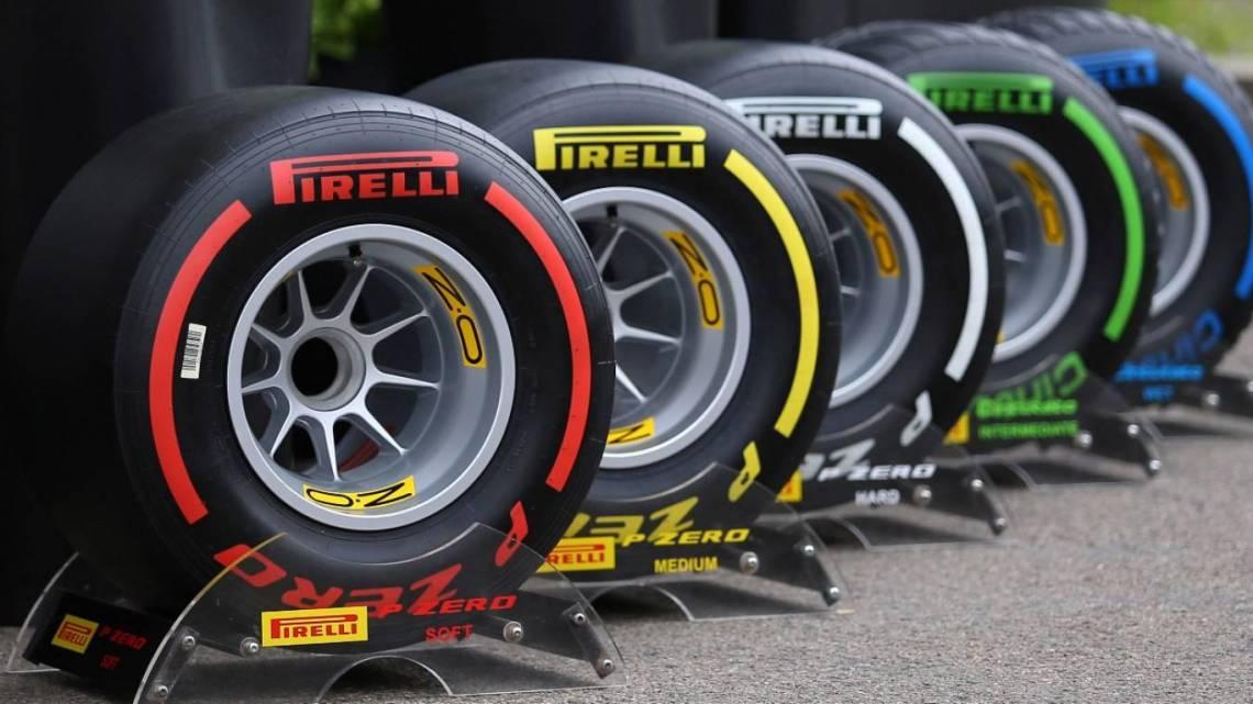 La scelta di Pirelli per il Gran Premio d'Italia