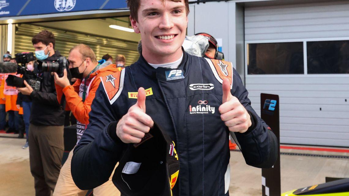 F2 | GP Russia – Sprint Race 1: Ticktum domina, disastro Zhou.