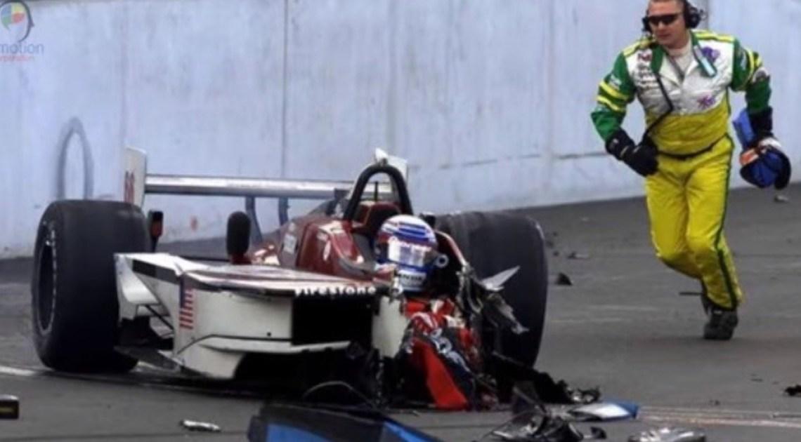 15 settembre 2001: Alex Zanardi diventa leggenda