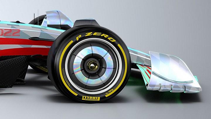 Nuove ruote 2022: cosa cambia e l'errore della FIA