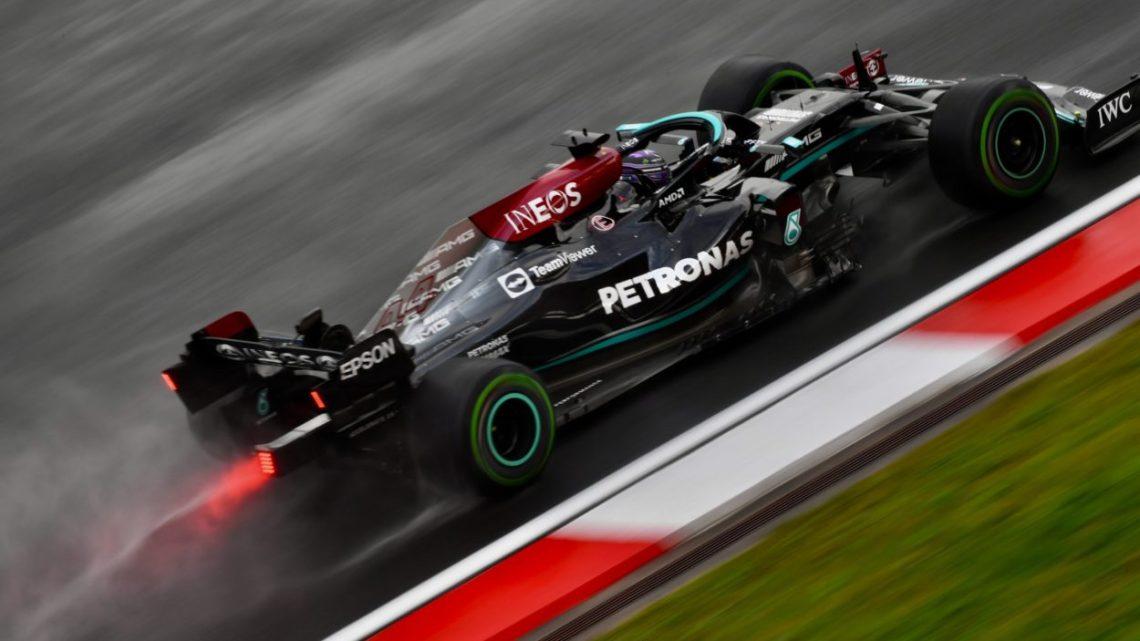 Non finisce qui: Hamilton potrebbe montare un quinto motore più avanti.