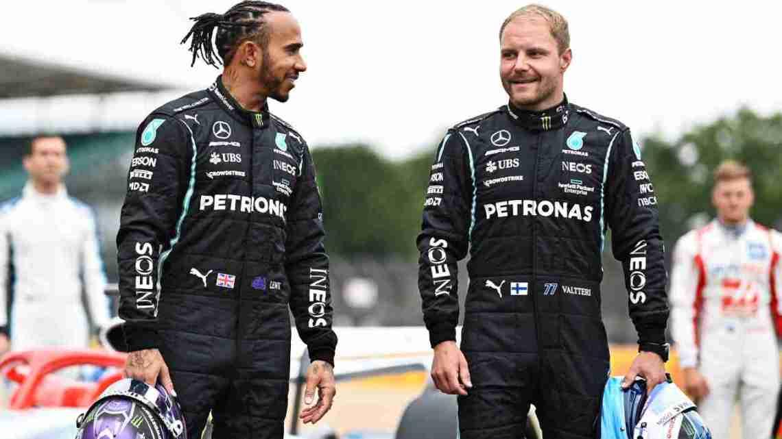 F1  Gara: vince Bottas davanti a Verstappen, nuovo leader del mondiale.