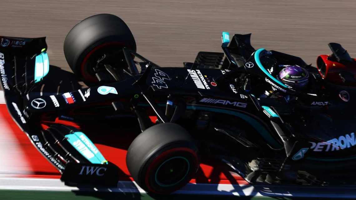 Prove Libere 1 GP Turchia: Hamilton comanda, seguono Verstappen e Leclerc. Sainz 5