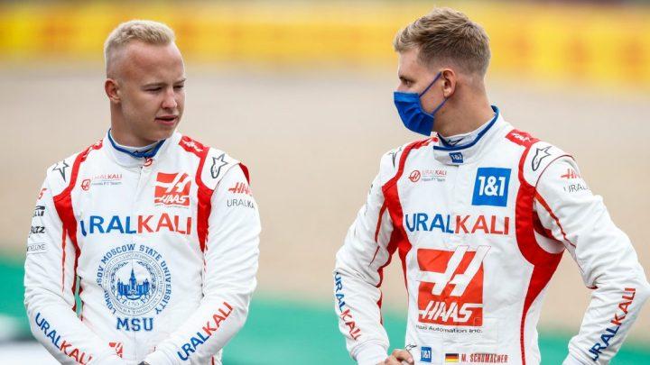 """Mazepin: """"Siamo stati tra i primi a sapere dell'incidente di Schumacher."""""""