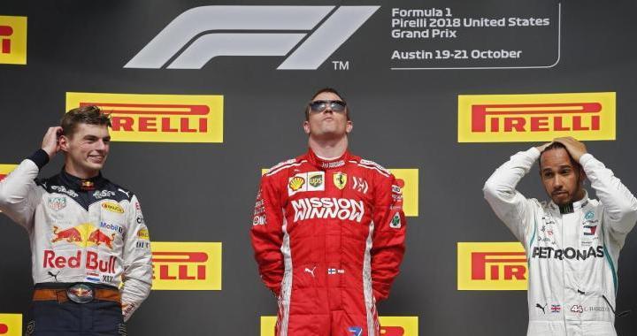 Accadde oggi, Texas 2018: l'ultima vittoria di Kimi Raikkonen