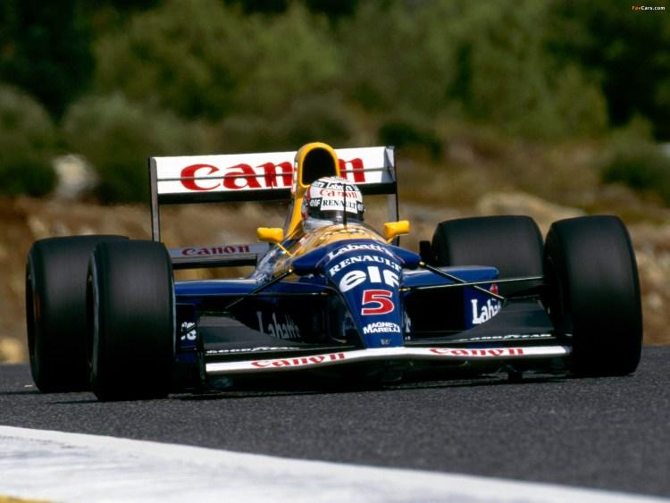 Williams FW12B (1992)
