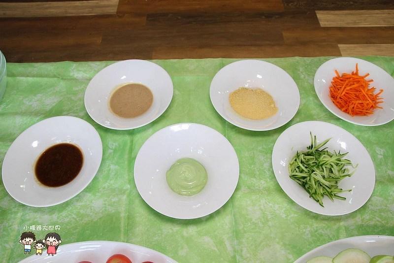 台中素食吃到飽 041
