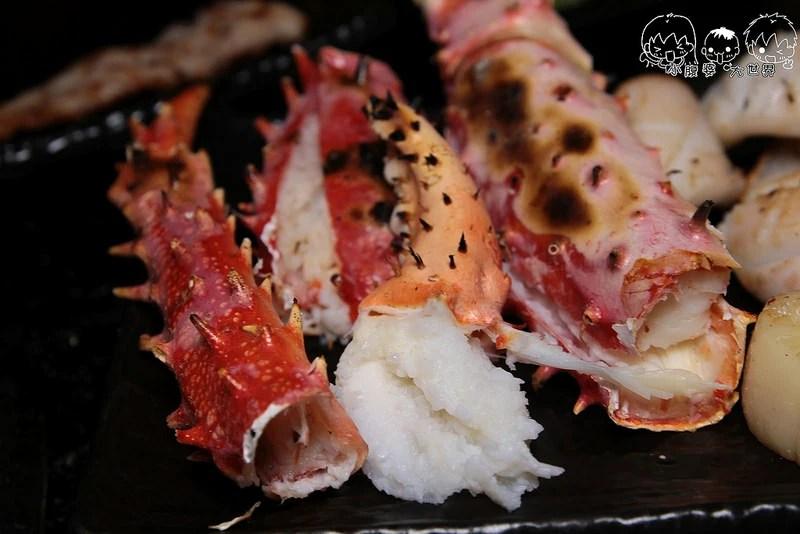 台中帝王蟹吃到飽3 091
