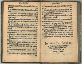 Image of 1567 English colophon