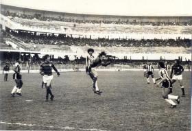1974 contra o Atletico Mg