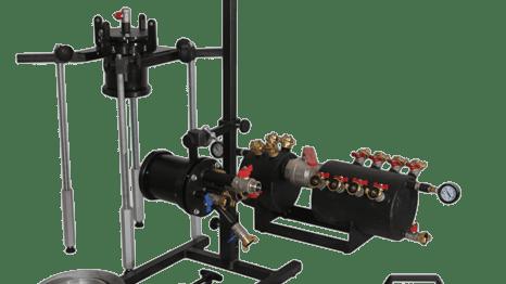 FuranFlex ja VentilFlex sukitus - adapterit ja lisätarvikkeet.