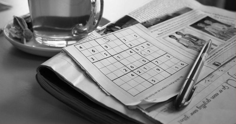 sudoku jeu