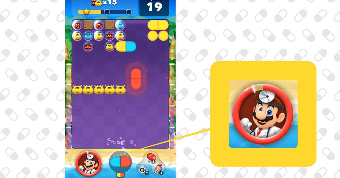 Dr  Mario World comes on smartphone! And you can already register there