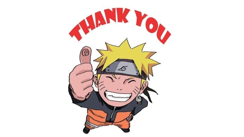 Naruto merci