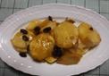 簡単レシピ - 秋の味覚〈りんごとさつまいもの重ね煮〉