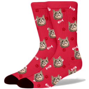 FurbabySocks-Custom-Red-Cat-Socks