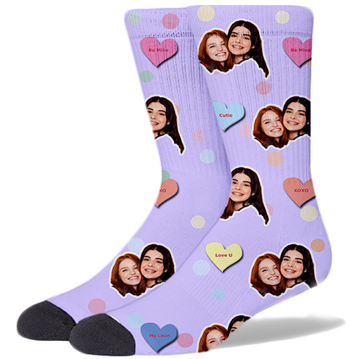 BFF Product Socks LAVENDER