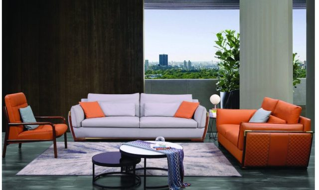 8226-high quality modern leather sofa made by china luxury and modern furniture factory and company-furbyme