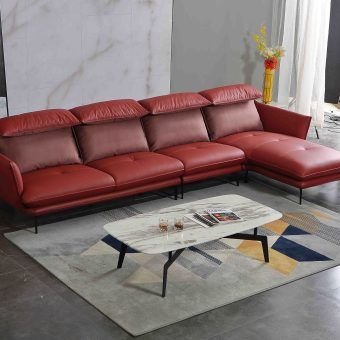 MSTS8223china livingroom new design modern genuine leather sofa home condo apartment villa furniture -furbyme (2)