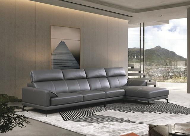 jxf3248 China Modern High end Design Luxury Living Room Furniture Leather Sofa